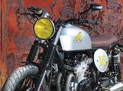 "Honda 1981 ""Scrambler"" Franzgarage"