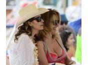 Barbara D'Urso, topless sbaglio Daniela Santanché