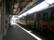 Aspettando treno Godot Soresina Lombardia