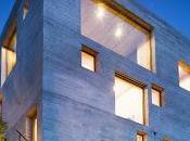casa della settimana: Concrete House