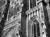 Strasburgo, bianco nero.