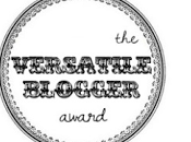 Versatile Blogger Award Very Inspiring Blog Award!