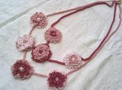 Ritorna crochet: collana estiva