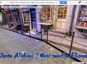 Diagon Alley, strada Harry potter Google Maps Street view