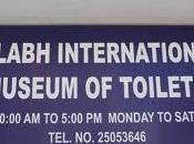 Indian Toilets: museo