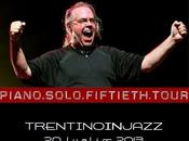 """Mark Harris: """"Piano Solo Fiftieth Tour"""" suoi primi anni piano suonati."""