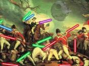 guerra indipendenza Americana stile Star Wars