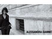 Alessandra Giannetti presenta l'A/I 2013-2014 testimonial d'eccezione: Giulia Bevilacqua