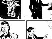 """online ventiseiesimo episodio Rusty Dogs, """"Slide lock"""", disegnato Paolo Armitano"""