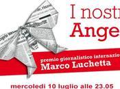 """alle 23.05 """"Premio Giornalistico Internazionale Marco Lucchetta"""""""