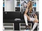 Cristina Chiabotto sexy calciatrice presenta JTV, della Juventus