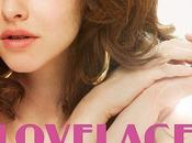 primo piano della bellissima Amanda Seyfried nuovo poster Lovelace