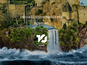 Creare paesaggio fantastico professionale Photoshop