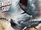 Sharknado squali volanti diventano realtà Ecco primo pazzo trailer