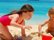 Bambini mare: spiagge Bandiera verde 2013