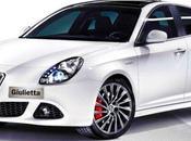 Alfa Romeo Giulietta: noleggiata