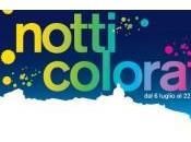 Notti Colorate Cagliari, luglio agosto 2013