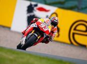 MotoGP Germania. Marquez pole. Lorenzo Pedrosa sono
