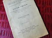 Jacob Grimm W.P. Ker, edizione inglese 1915