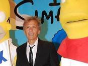 grande doppiatore Tonino Accolla morto oggi voce Homer Simpson