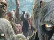 Walking Dead: poster Alex Ross