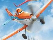 Quattro bellissimi characters poster cartoon Planes