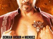nuovo character poster Machete Kills Ecco Demian Bichir
