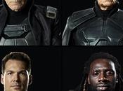 Prime immagini ufficiali dedicate personaggi X-Men: Days Future Past