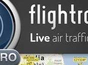 Flightradar24 Tutti aerei cielo display telefono