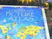 Atlante ragazzi inglese: Usborne Children's Picture Atlas