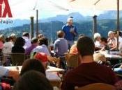 """anniversario della rassegna letteraria libro, rifugio"""", luglio agosto, Alta Badia"""