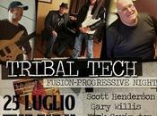Tribal Tech Scott Henderson, luglio 2013 Rockisland Music Club Restaurant Molo Rimini.