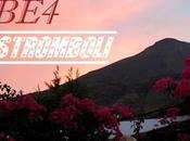 BE4, agosto Stromboli (Me): festival house sotto vulcano