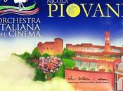 Nicola Piovani l'Orchestra Italiana Cinema grande spettacolo dedicato Federico Fellini Tonino Guerra.