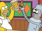 Altro crossover Simpson Futurama