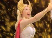 Kylie Minogue diventa She-Ra video