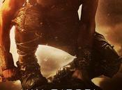 Diesel pronto all'attacco nuovo poster italiano Riddick