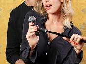 """Stasera Canale ultima puntata """"Music Summer Festival-Tezenis Live"""" Alessia Marcuzzi Simone Annicchiarico"""