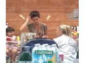 Laura Torrisi, compagna Pieraccioni mamma perfetta supermercato