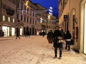 notte neve Trento