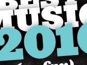 Sondaggio time: vota musica 2010