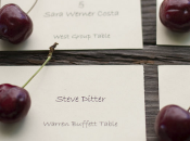 Cherry country wedding
