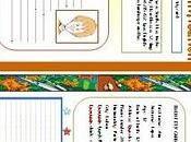 Schede operative lingua inglese nella scuola primaria: English Printable Worksheets