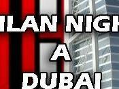Milan Night: ultime Dubai ritiro rossonero