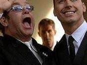 Elton John Papà, Nato Primo Figlio