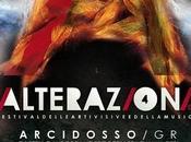 Alterazioni 2013: sull'Amiata festival delle arti visive della musica luglio Arcidosso (Gr).