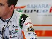 volte Force India Adrian Sutil