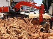 Voragine Tunisi. Proseguono lavori