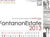 Teatro estivo all'ombra Fontanone Gianicolo