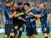 Club Brugge-Charleroi 2-0: eurogol neroblù portano casa prima della stagione